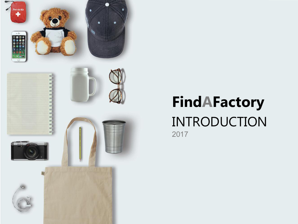 Find a factory